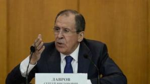 Serghei Lavrov: Moscova avertizează SUA cu privire la orice amestec în Ucraina