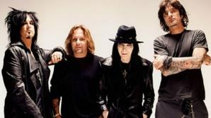 Trupa Mötley Crüe se destramă în 2015