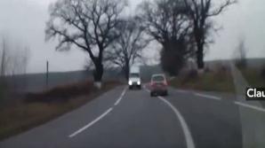 Inconștiență criminală la volan