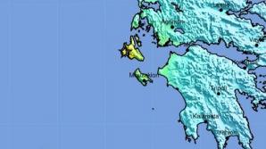 Cutremur în Kefalonia