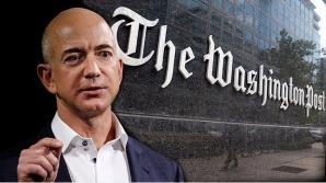 Zeci de mii de americani au semnat o petiţie împotriva patronului Washington Post