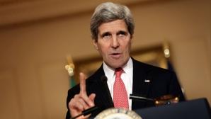 John Kerry critică legile contrare normelor democratice, adoptate de Ucraina