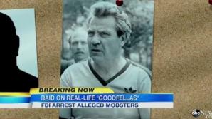 Mafiot prins la 35 de ani după un jaf spectaculos