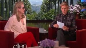 MERYL STREEP, invitată în emisiune lui Ellen