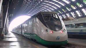 Un român a murit după ce a fost lovit de tren, în apropierea unei gări din Milano