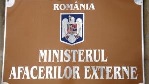 Ministerul Afacerilor Externe urmăreşte cu maximă atenţie deciziile noilor autorităţi de la Kiev