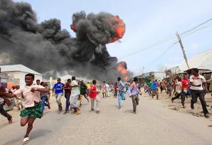 Somalia, o ţară pe care turiştii o ocolesc. Cu mici excepţii