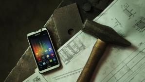 NAUTIZ X1, cel mai rezistent smartphone din lume