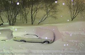 Iarna în Kamceatka nu e nici pe departe ca vara
