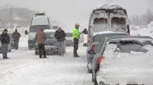 Transportatorii acuză CNADNR că pune în pericol viața șoferilor