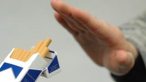 Fumătorii, mai îngrijoraţi de influenţa tutunului asupra înfăţişării decât asupra sănătăţii