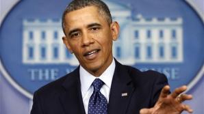 """Barack Obama: Rusia are la dispoziţie patru săptămâni pentru a înceta """"provocările"""" în Ucraina"""