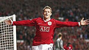 O legendă a lui Manchester United, antrenor în Premier League