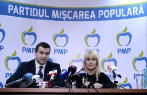 Moştenirea politică a lui Băsescu. Doi senatori şi trei deputaţi PDL pleacă la Mişcarea Populară
