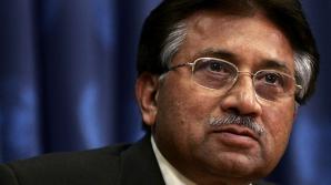 Fostul preşedinte pakistanez Pervez Musharraf a fost transportat de urgenţă la spital