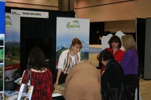 România, promovată ca destinaţie turisitică la cel mai important târg de profil din Los Angeles