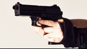 Un austriac a tras 30 de focuri de armă pe stradă, de Revelion