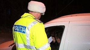 Razie de amploare în Bucureşti