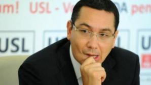 Ponta: Guvernul va continua să sprijine Biserica şi Armata în 2014; e un lucru bun