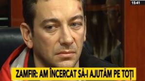 Declaraţiile medicului Radu Zamfir la Parchet