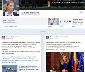 AVION PRĂBUŞIT. Postarea ministrului MĂNESCU pe Facebook, în timpul căutării victimelor ACCIDENTULUI - Foto: Captura Facebook