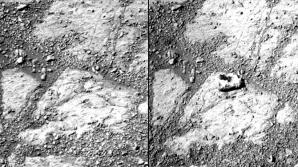 Apariție misterioasă pe Marte