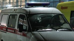 Cinci cadavre ciuruite de gloanţe au fost descoperite în patru vehicule în Rusia