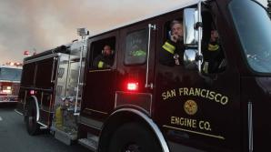 Consulatul Chinei din San Francisco, incendiat