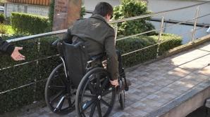 Arad: Un militar fără un picior, cu decizie de handicap permanent, chemat la reevaluare