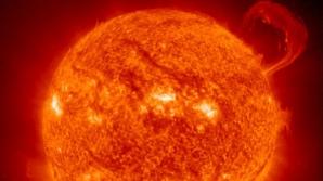 Soarele, în plină revoluţie