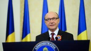 Băsescu: Ştim că butoanele nu sunt la Chişinău, dar puţini avem curaj
