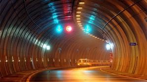 Tunelul din centrul oraşului