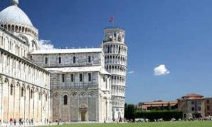 Turnul din Pisa, la un pas să nu mai fie înclinat deloc