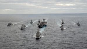 JOCURILE OLIMPICE. SUA trimit nave americane în Marea Neagră pe durata competiţiei