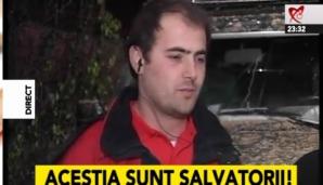 VALENTIN CAPOTĂ l-a transportat pe medicul SORIN IANCEU