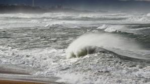 Valuri uriaşe în Franţa