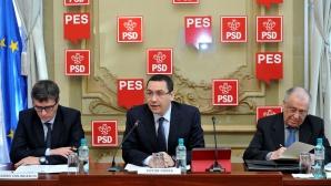 Reuniunea Comitetului Executiv Naţional al PSD a fost amânată