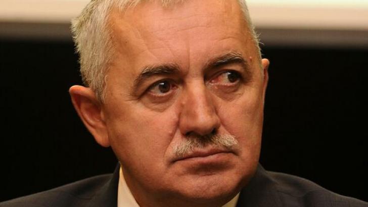 Aleodor Frâncu, şeful ROMATSA, a demisionat din funcţie după eşecul misiunii de salvare din Apuseni