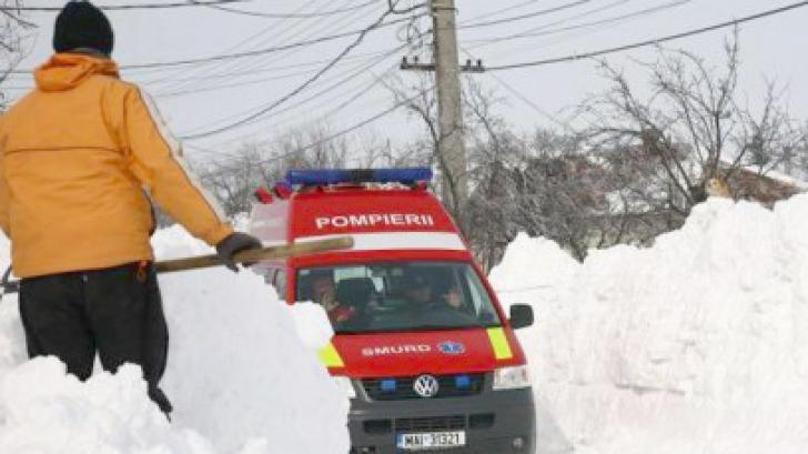 Un bărbat a murit din cauza hipotermiei, la Suceava
