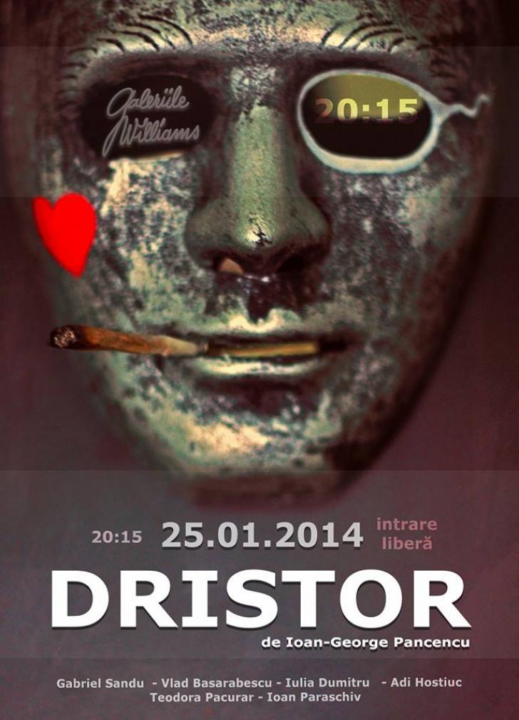 Sâmbătă va avea loc premiera filmului DRISTOR