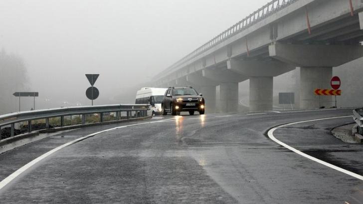 <p>Accident mortal pe A2. Traficul este restricţionat</p>