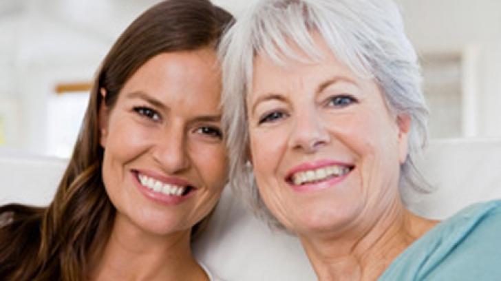 Probleme de frumuseţe pe care le moşteneşti de la mama ta