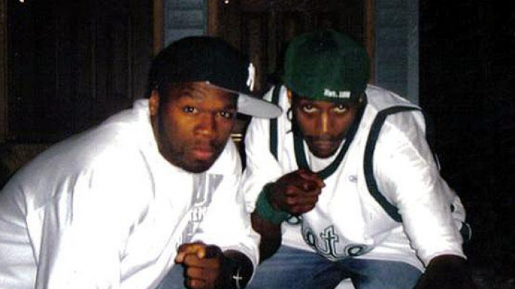 50 Cent și Mazarandi Fox