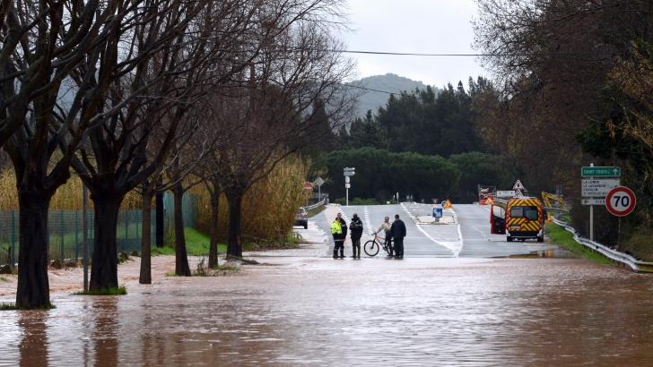 COD ROȘU de ploi și inundații în Franța