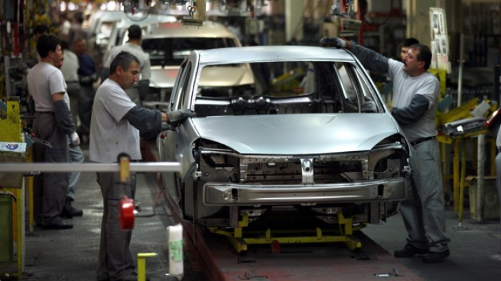 Vânzările Dacia, peste aşteptări