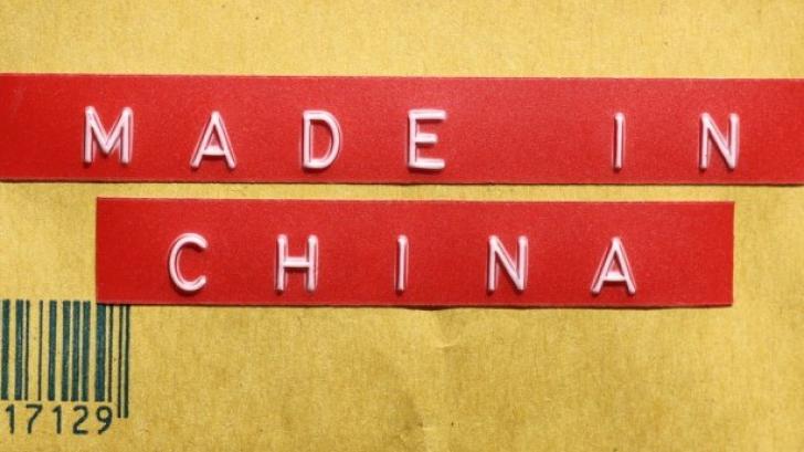 """Un anunţ """"made in China"""""""