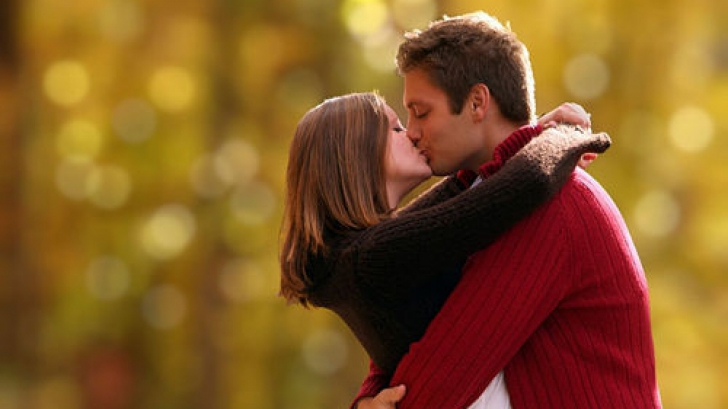 De ce se sărută oamenii?