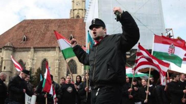 """Forumul Civic al Românilor cere sancţionarea """"fenomenului extremist maghiar"""""""