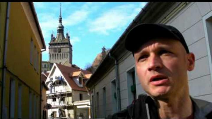 Hans Hedrich, sasul din Sighişoara care salvează clădirile monument istoric