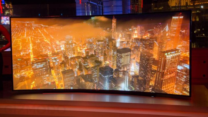 Televizoare flexibile